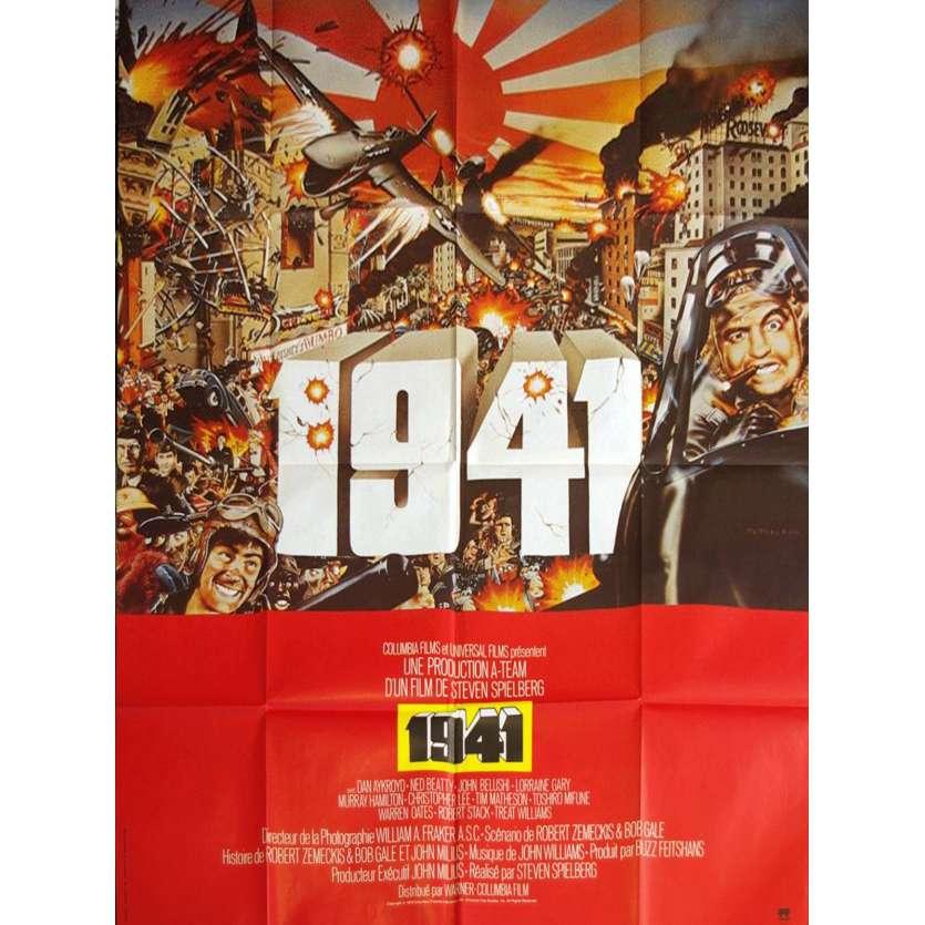 Mauvais-genres.com 1941 Steven Spielberg Affiche française du film '79 Affiches cinéma