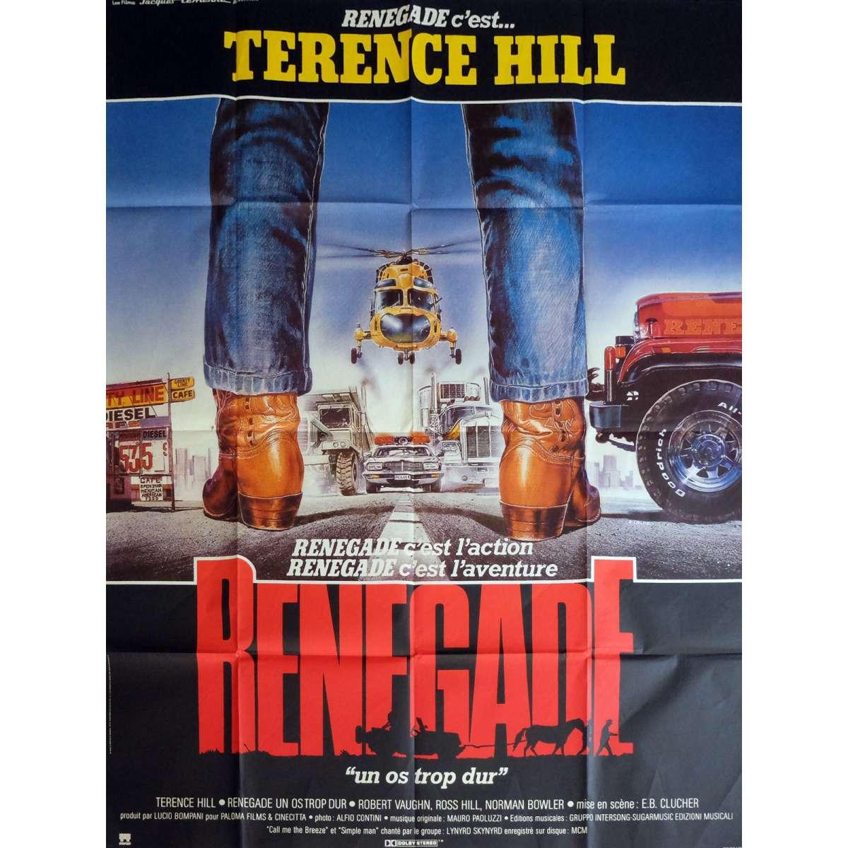 renegade movie poster