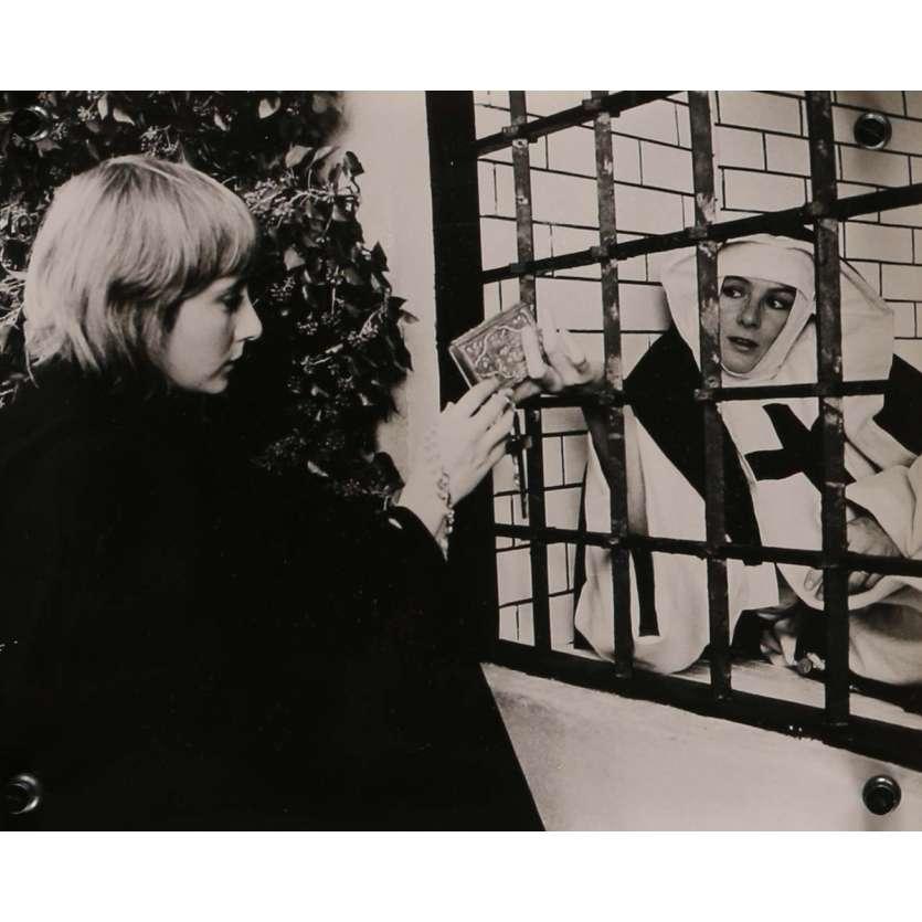LES DIABLES Photo de presse N05 20x25 cm - 1971 - Oliver Reed, Ken Russel