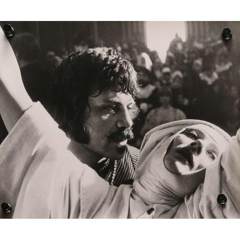 LES DIABLES Photo de presse N01 20x25 cm - 1971 - Oliver Reed, Ken Russel