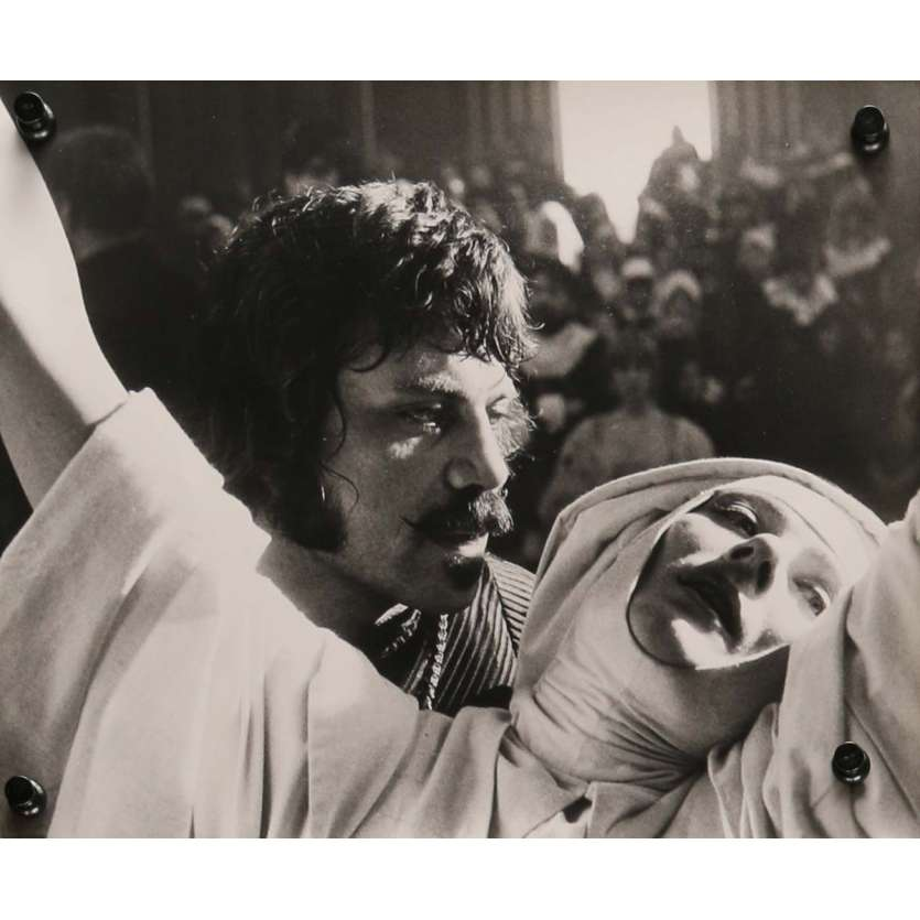 THE DEVILS Movie Still N01 8x10 in. - 1971 - Ken Russel, Oliver Reed