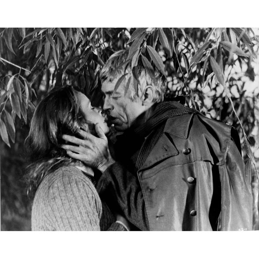 CROIX DE FER Photo de presse CI-1 20x25 cm - 1977 - James Coburn, Sam Peckinpah