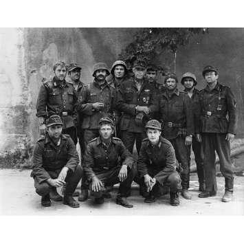 CROIX DE FER Photo de presse CI-12 20x25 cm - 1977 - James Coburn, Sam Peckinpah