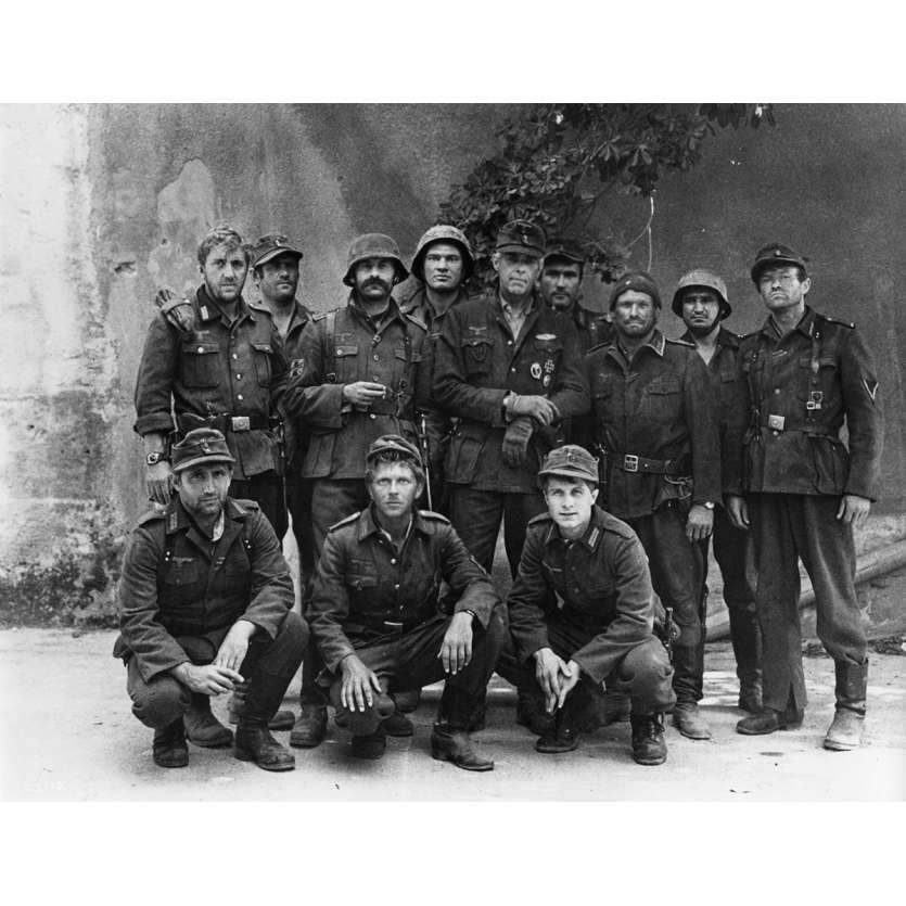 CROSS OF IRON Movie Still CI-12 8x10 in. - 1977 - Sam Peckinpah, James Coburn