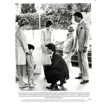 ROCKY 3 Photo de presse N07 20x25 cm - 1982 - Mr. T, Sylvester Stallone