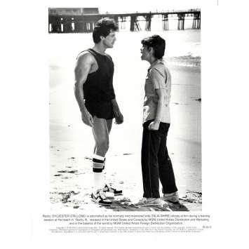 ROCKY 3 Photo de presse N06 20x25 cm - 1982 - Mr. T, Sylvester Stallone
