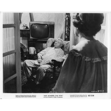 MELODIE EN SOUS-SOL Photo de presse N09 20x25 cm - 1963 - Alain Delon, Jean Gabin, Henri Verneuil