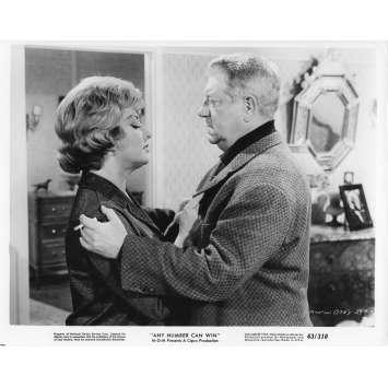 ANY NUMBER CAN WIN Movie Still N05 8x10 in. - 1963 - Henri Verneuil, Alain Delon, Jean Gabin