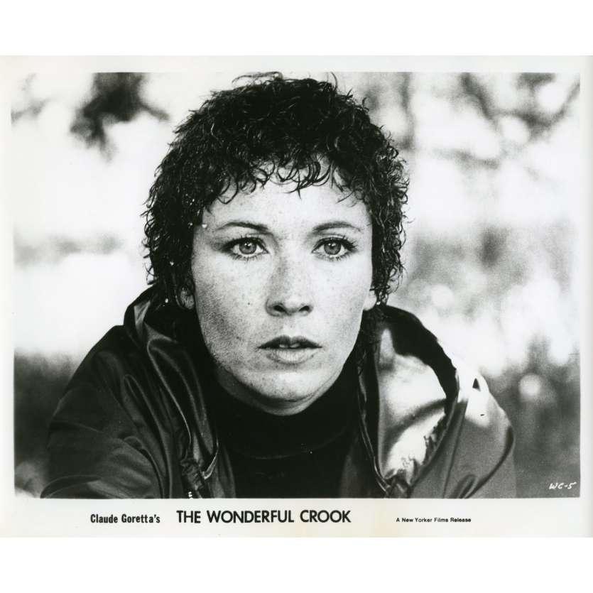 THE WONDERFUL CROOK Movie Still N03 8x10 in. - 1975 - Claude Goretta, Gérard Depardieu