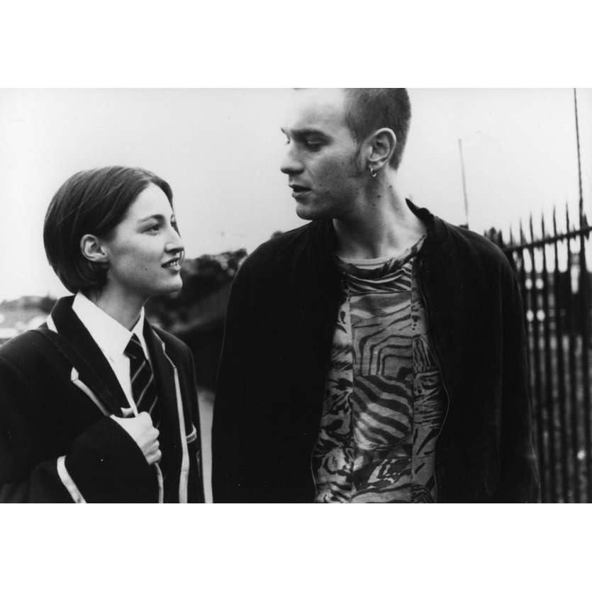 TRAINSPOTTING Photo de presse N01 15x20 cm - 1996 - Ewan McGregor, Danny Boyle