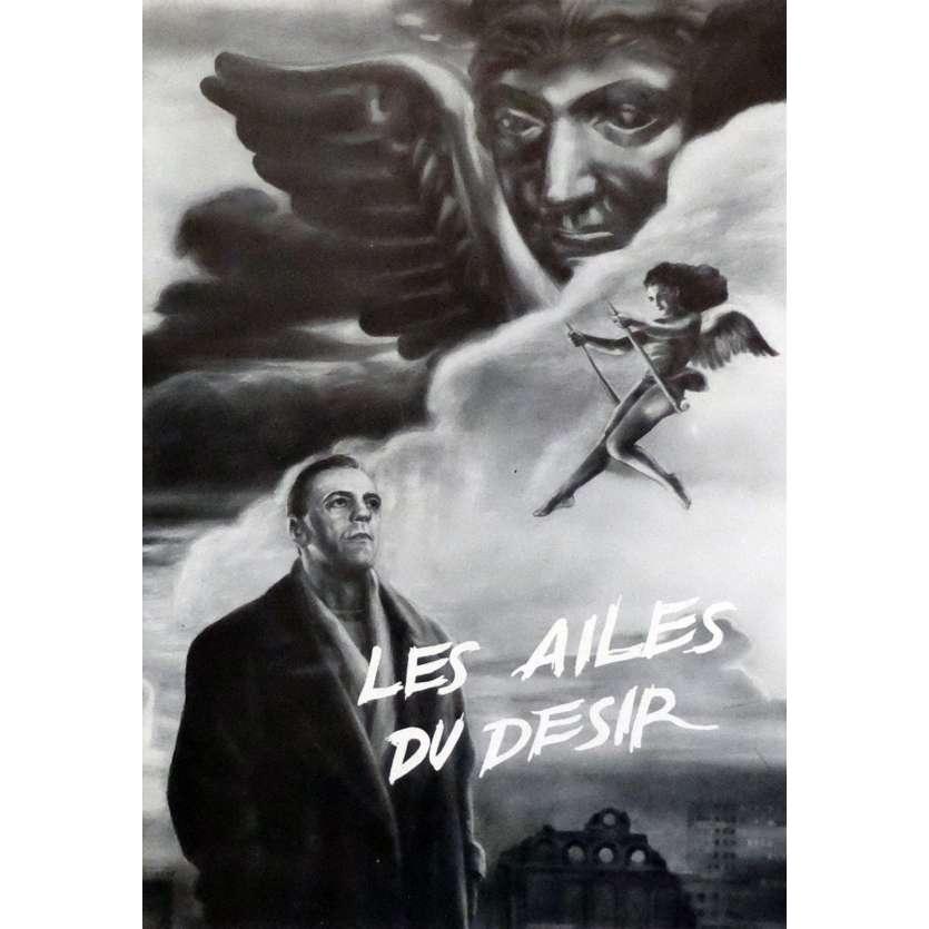 LES AILES DU DESIR Programme 20p 21x30 cm - 1987 - Bruno Ganz, Wim Wenders