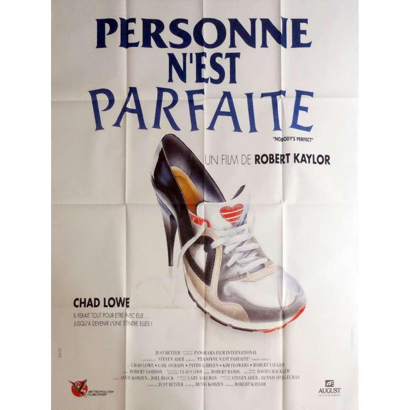 PERSONNE N'EST PARFAITE Affiche de film 120x160 cm - 1990 - Chad Lowe, Robert Kaylor
