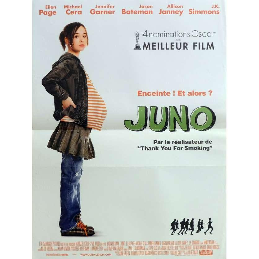 JUNO Affiche de film 40x60 cm - 2007 - Ellen Page, Jason Reitman