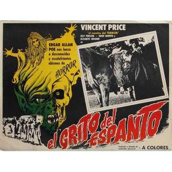 LES CROCS DE SATAN Photo de film 32x42 cm - 1970 - Vincent Price, Gordon Hessler