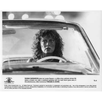 THELMA AND LOUISE Movie Still N03 8x10 in. - 1991 - Ridley Scott, Geena Davis