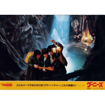LES GOONIES Photo de film N06 28x36 cm - 1985 - Sean Astin, Richard Donner
