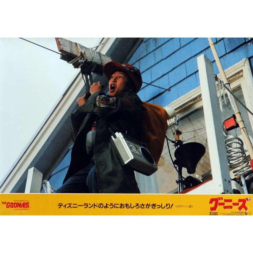 LES GOONIES Photo de film N03 28x36 cm - 1985 - Sean Astin, Richard Donner