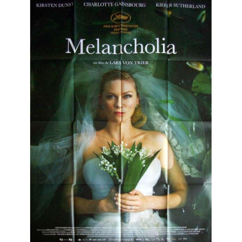 MELANCHOLIA Affiche Française Lars Von Trier 2011