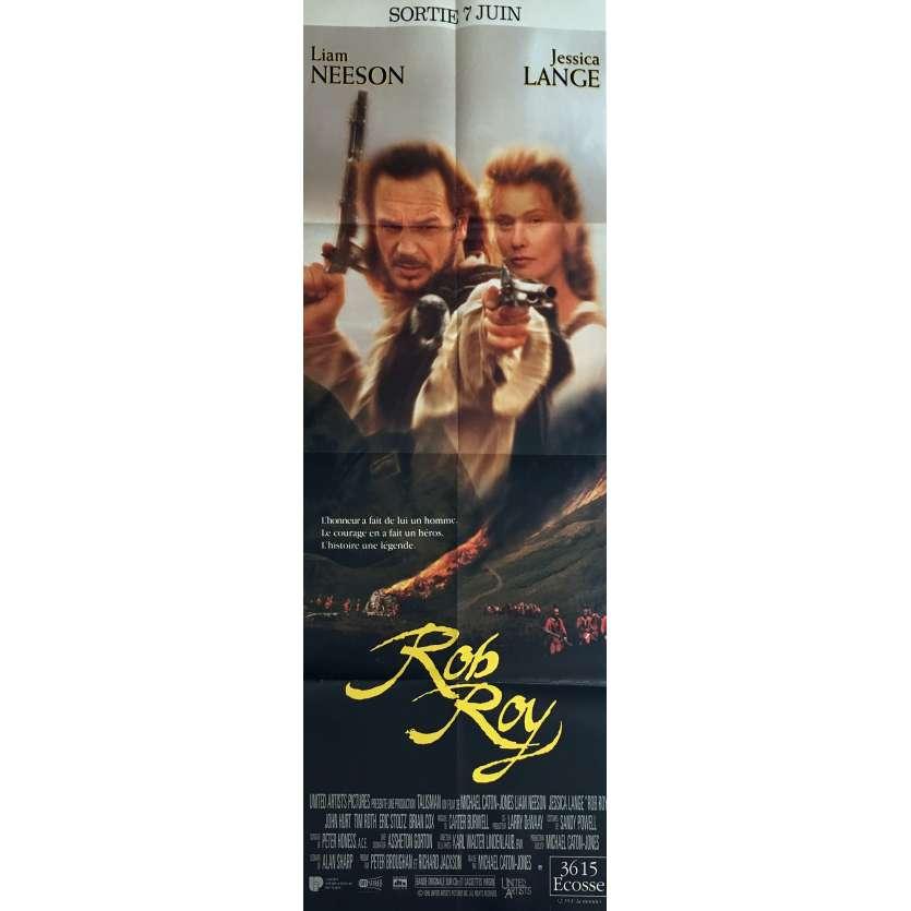 ROB ROY Affiche de film 60x160 cm - 1995 - Liam Neeson, Michael Caton-Jones