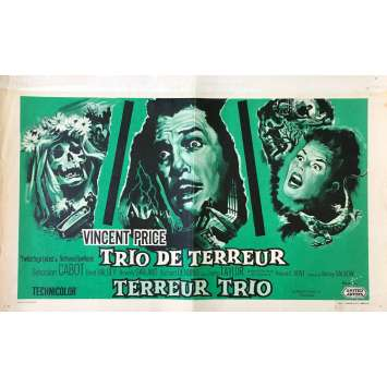 TWICE TOLD TALES Movie Poster 14x21 in. - 1963 - Sidney Salkow, Vincent Price