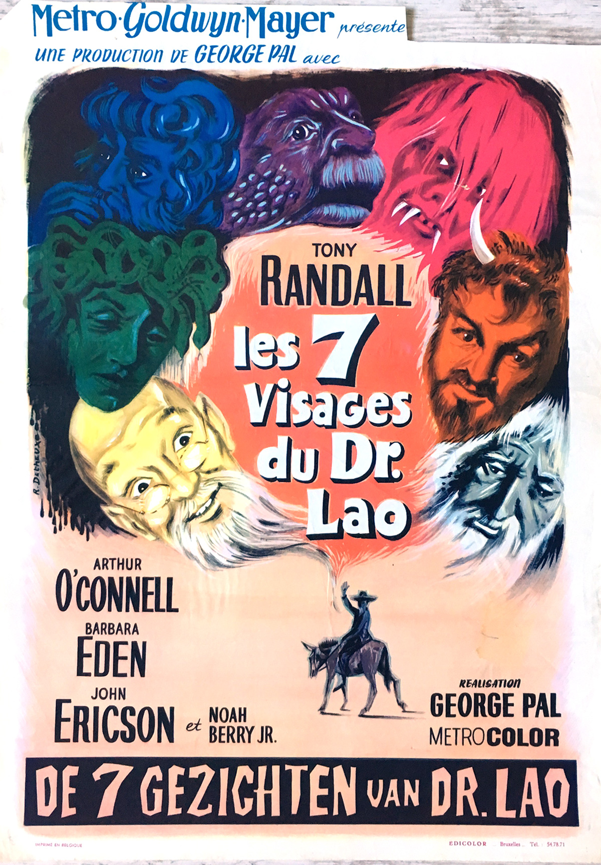 seven faces of dr lao movie