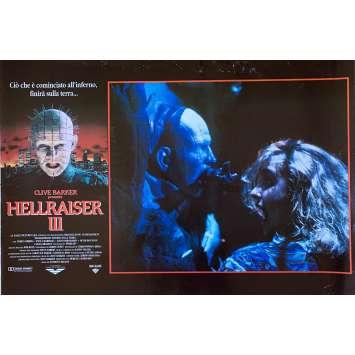 HELLRAISER III HELL ON EARTH Photobusta Poster N03 15x21 in. - 1992 - Anthony Hckox, Doug Bradley