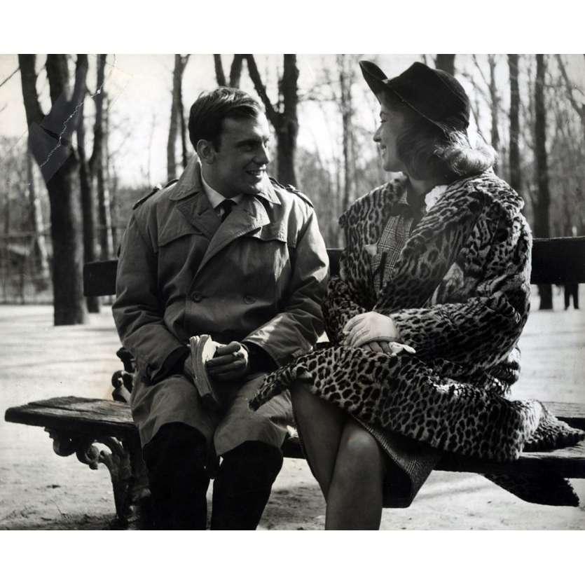 DANGEROUS LOVE AFFAIRS Movie Still N04 7x9 1/2 in. - 1961 - Roger Vadim, Gérard Philippe, Jeanne Moreau