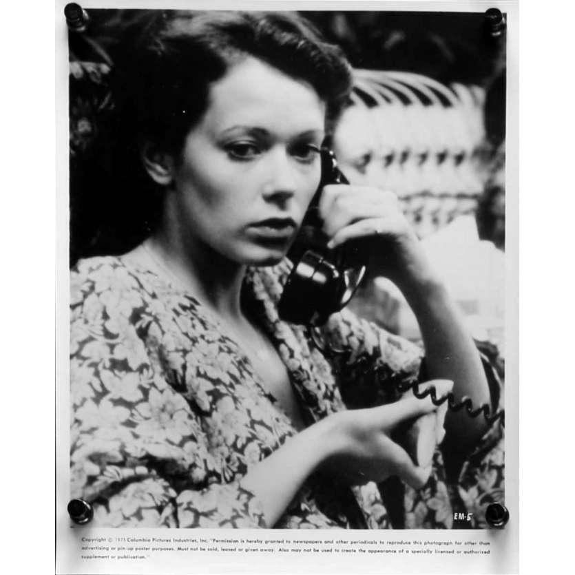 EMMANUELLE Lobby Card N1 8x10 in. - 1974 - Just Jaeckin, Sylvia Kristel