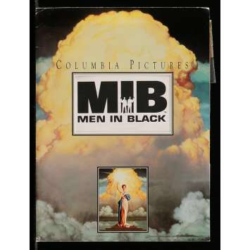 MEN IN BLACK Presskit 20x30 cm - 1997 - Will Smith, Barry Sonnenfeld