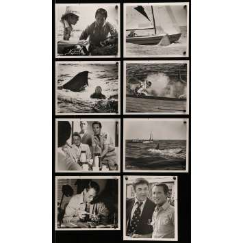 JAWS 2 Movie Stills x10 8x10 in. - 1978 - Jeannot Szwarc, Roy Sheider