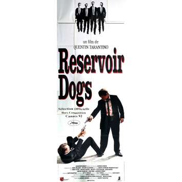 RESERVOIR DOGS French Movie Poster 47x63 '92 Tarantino, NM !