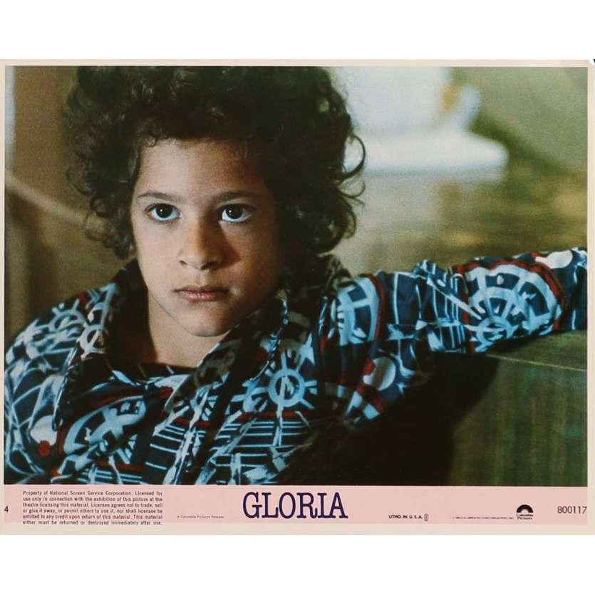 GLORIA Lobby Card N06 8x10 in. - 1980 - John Cassavetes, Gena Rowlands
