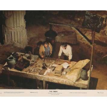 LA MALEDICTION Photo de film N06 20x25 cm - 1979 - Gregory Peck, Richard Donner