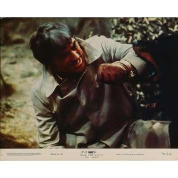 LA MALEDICTION Photo de film N07 20x25 cm - 1979 - Gregory Peck, Richard Donner