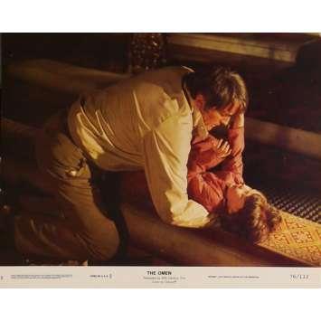 LA MALEDICTION Photo de film N08 20x25 cm - 1979 - Gregory Peck, Richard Donner