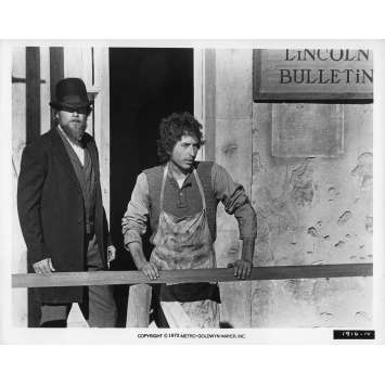 PAT GARRETT ET BILLY LE KID Photo de presse N09 20x25 cm - 1973 - James Coburn, Sam Peckinpah