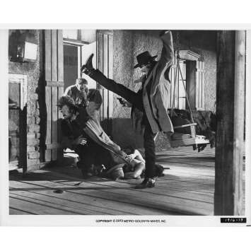 PAT GARRETT ET BILLY LE KID Photo de presse N12 20x25 cm - 1973 - James Coburn, Sam Peckinpah