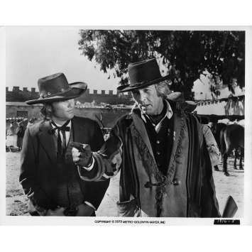 PAT GARRETT ET BILLY LE KID Photo de presse N15 20x25 cm - 1973 - James Coburn, Sam Peckinpah
