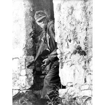 CROIX DE FER Photo de presse CI-21 20x25 cm - 1977 - James Coburn, Sam Peckinpah