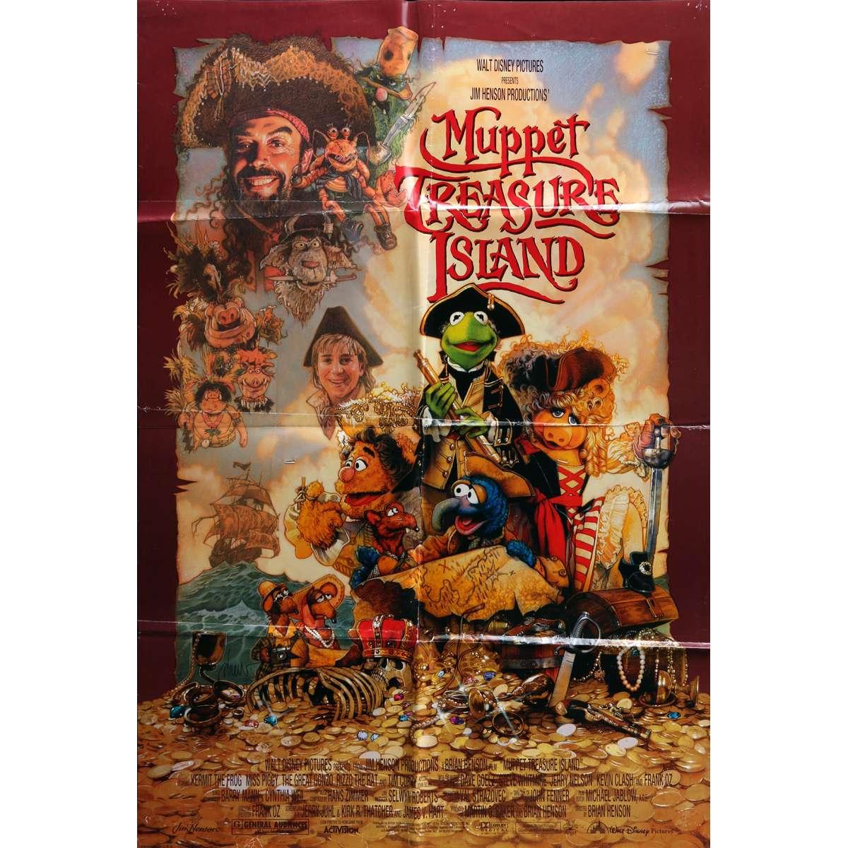 Muppet Treasure Island Dvd Amazon