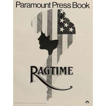 RAGTIME Dossier de presse 20x30 cm - 1981 - James Cagney, Milos Forman
