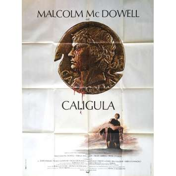 CALIGULA Movie Poster 47x63 in. - 1979 - Tinto Brass, Malcom McDowell