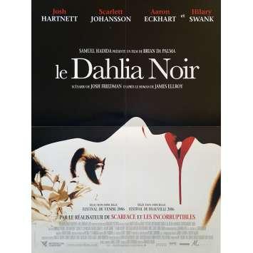 LE DAHLIA NOIR Affiche de film 40x60 cm - 2006 - Scarlett Johansson, Brian de Palma