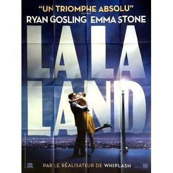 LA LA LAND Affiche de film 120x160 cm - 2017 - Ryan Gosling, Damien Chazelle