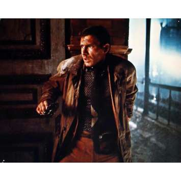 BLADE RUNNER Photo de film Originale US N07 - 1982 - Harrison Ford