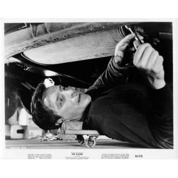 A BOUT PORTANT Photo de presse 20x25 cm - 1964 - John Cassavetes, Don Siegel
