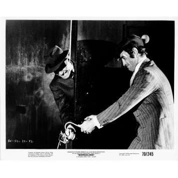 BORSALINO Movie Still N02 8x10 in. - 1970 - Alain Delon, Jean-Paul Belmondo