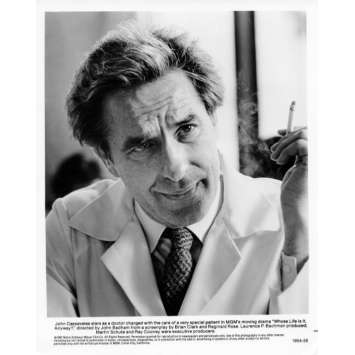 WHOSE LIFE IS IT ANYWAY Movie Still 8x10 in. - 1981 - John Badham, John Cassavetes