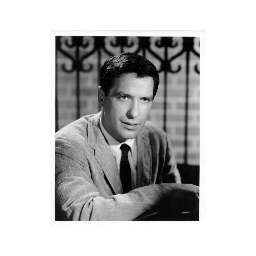 JOHNNY STACCATO Movie Still 8x10 in. - 1959 - 0, John Cassavetes