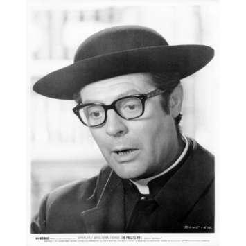 THE PRIEST'S WIFE Movie Still N04 8x10 in. - 1970 - Dino Risi, Marcello Mastroianni, Sophia Loren